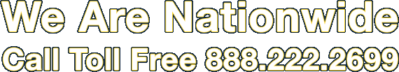 We Are Nationwide 888.222.2699