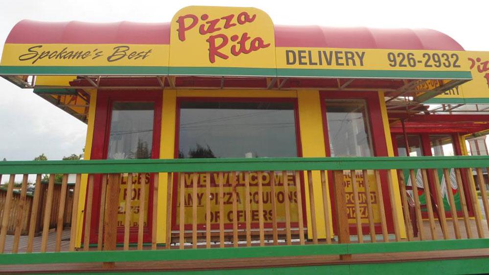 Pizza Rita Photo
